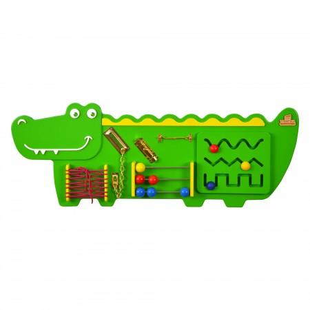 "Бизиборд  ""Крокодил"""