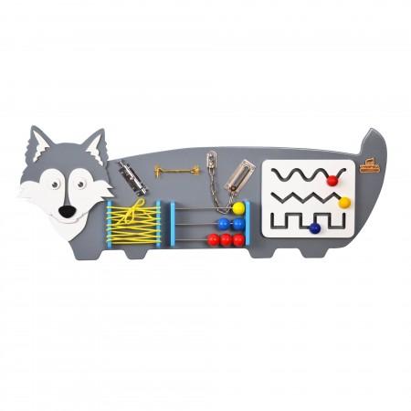 Бизиборд -«Волчок»