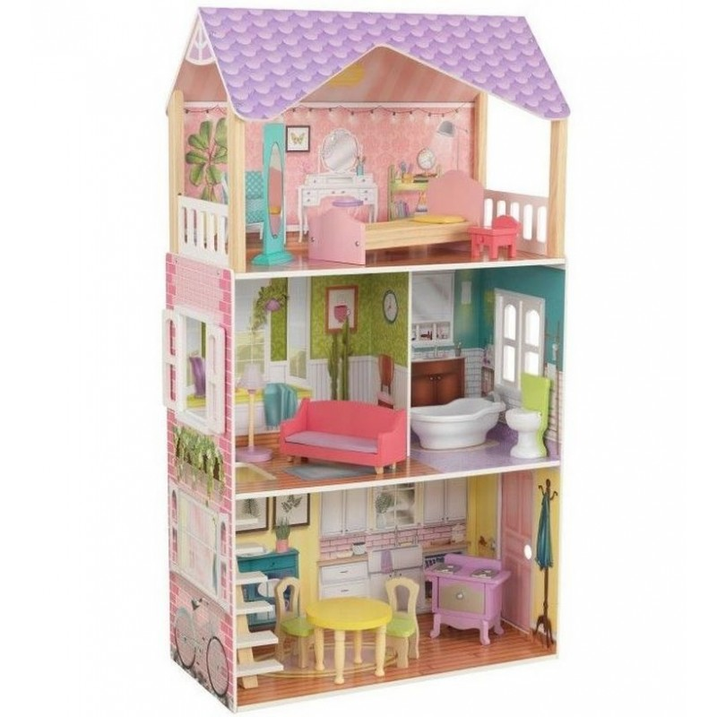 Дом для кукол Пеппи