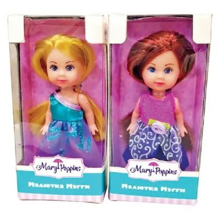 "Mary Poppins. Кукла ""Мегги""  Принцесса 9см."