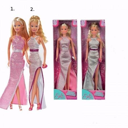 Steffi.5732326 Кукла Штеффи в сияющем вечернем платье, 29см ассорт. 12/72