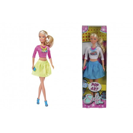 "Steffi.5736215 Кукла ""Поп Арт"" 29 см 12/72"