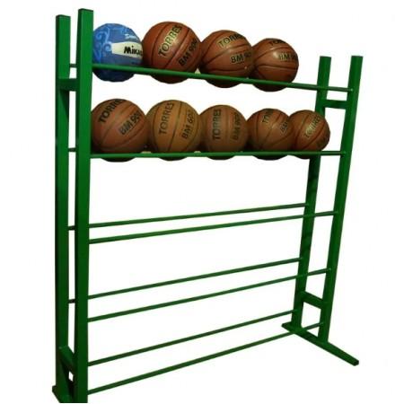 Стеллаж для хранения мячей