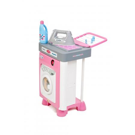 """Полесье. Набор """"Carmen №2"""" со стиральной машиной в пакете арт.47939"""