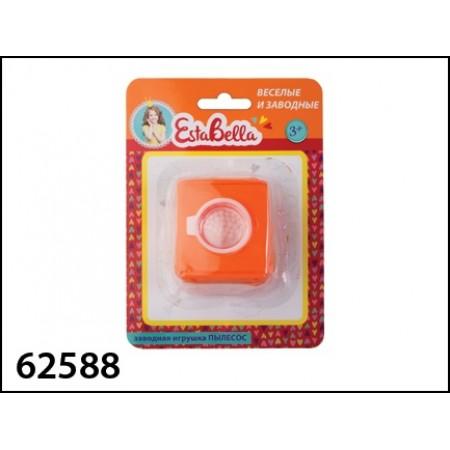 """EstaBella. Заводная игрушка """"Стиральная машинка"""" арт.62588"""