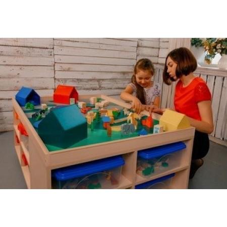 Игровой ландшафтный стол S