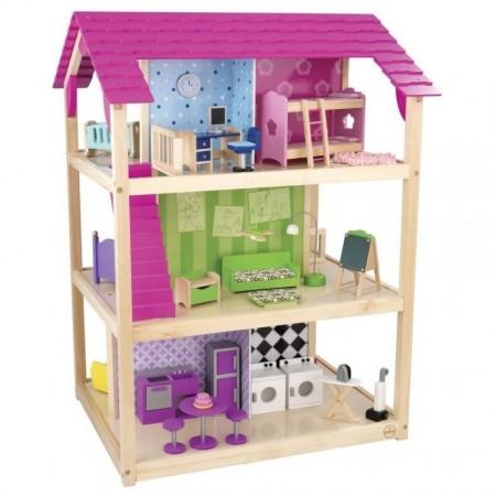 """Кукольный домик для Барби """"Самый роскошный"""""""