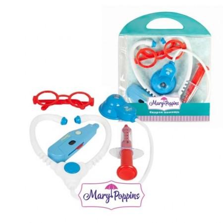 "Mary Poppins. Медицинский набор ""Скорая помощь"" 4пр. арт.453055"