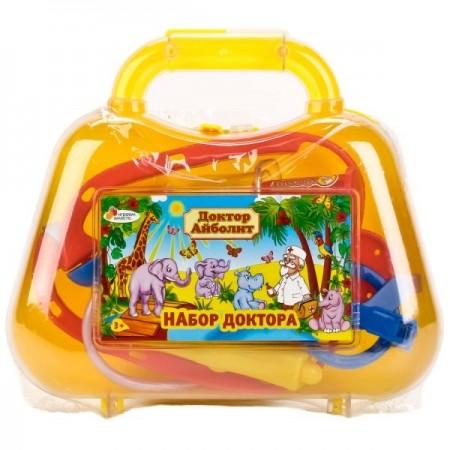"""Играем вместе. Набор """"Доктор Айболит"""" арт.HJ044A/B1533571-R1 в чемодане"""
