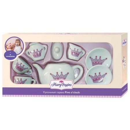 "Mary Poppins. 453016 Набор фарф. посуды ""Корона"" 9пр."