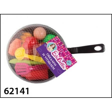 """EstaBella. Набор """"Сковородка с набором продуктов"""" арт.62141"""