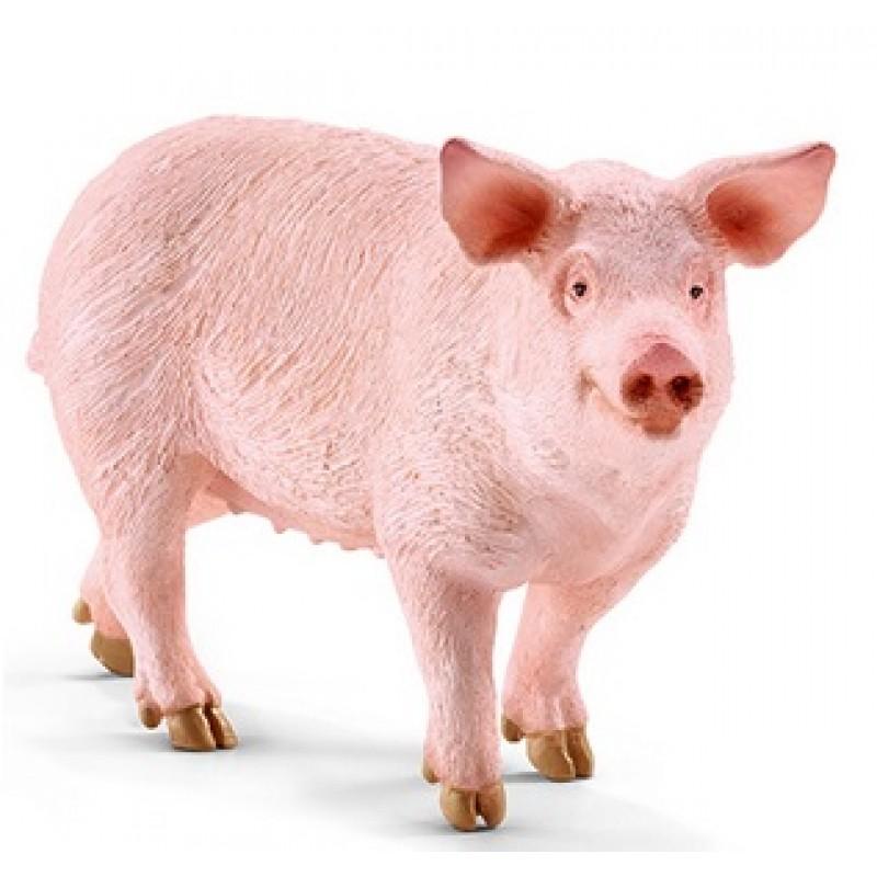 Фигурка Свинья