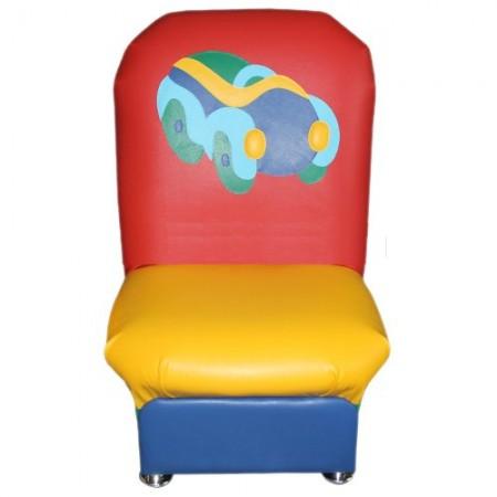 """""""Аппликация"""" детское кресло Для мальчиков."""